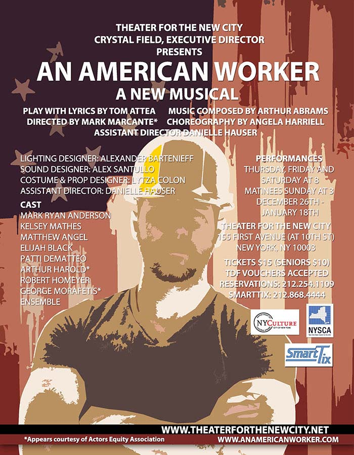 An American Worker - Flyer-Final-700