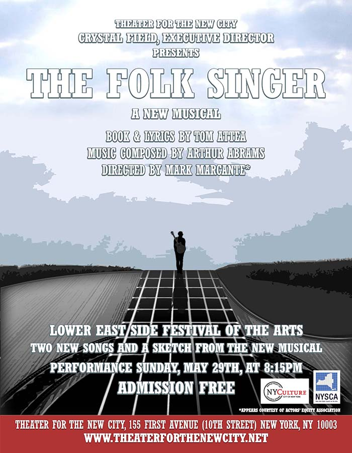 The Folk Singer_1st flyer_Final_without marks_700